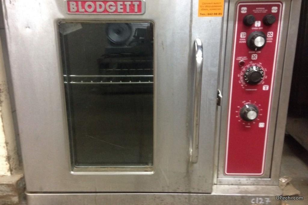 Промышленная конвекционная печь