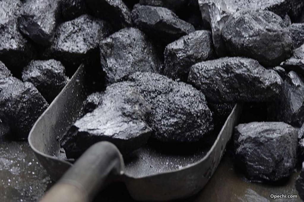 Уголь для угольной печи