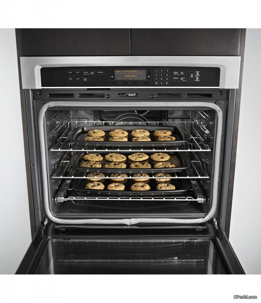Бойлерная конвекционная печь
