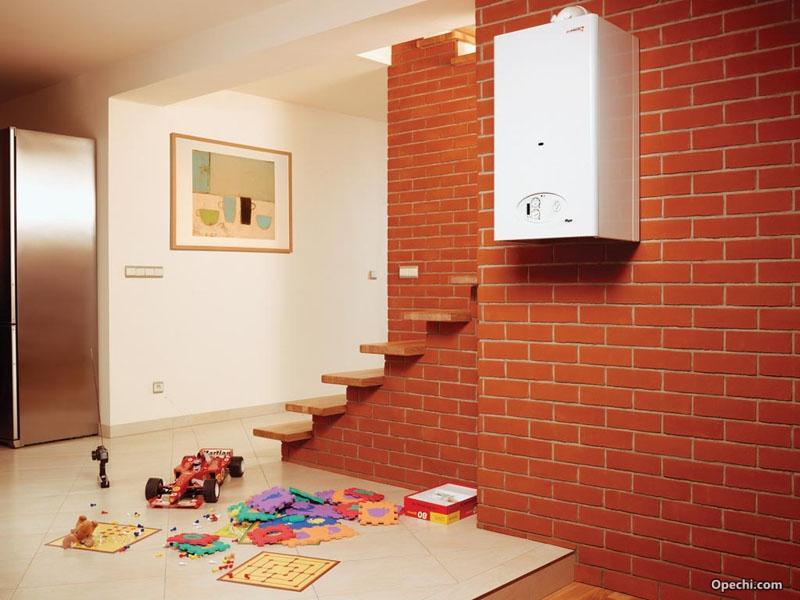Двухконтурный котел для квартиры настенный