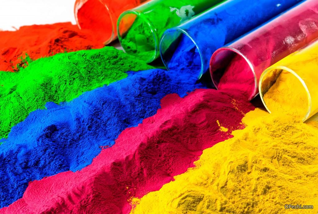 Порошковая краска для мангала