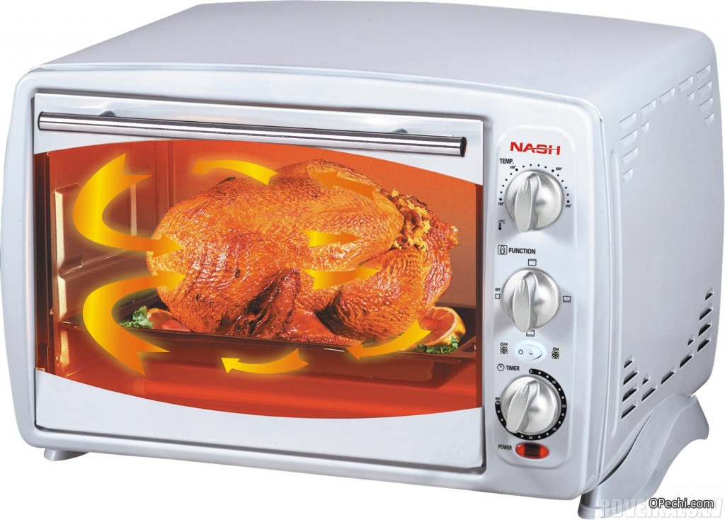 Простая электрическая печь