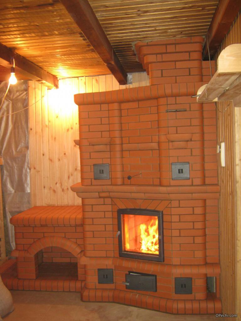 Печь Кузнецова для отопления дома