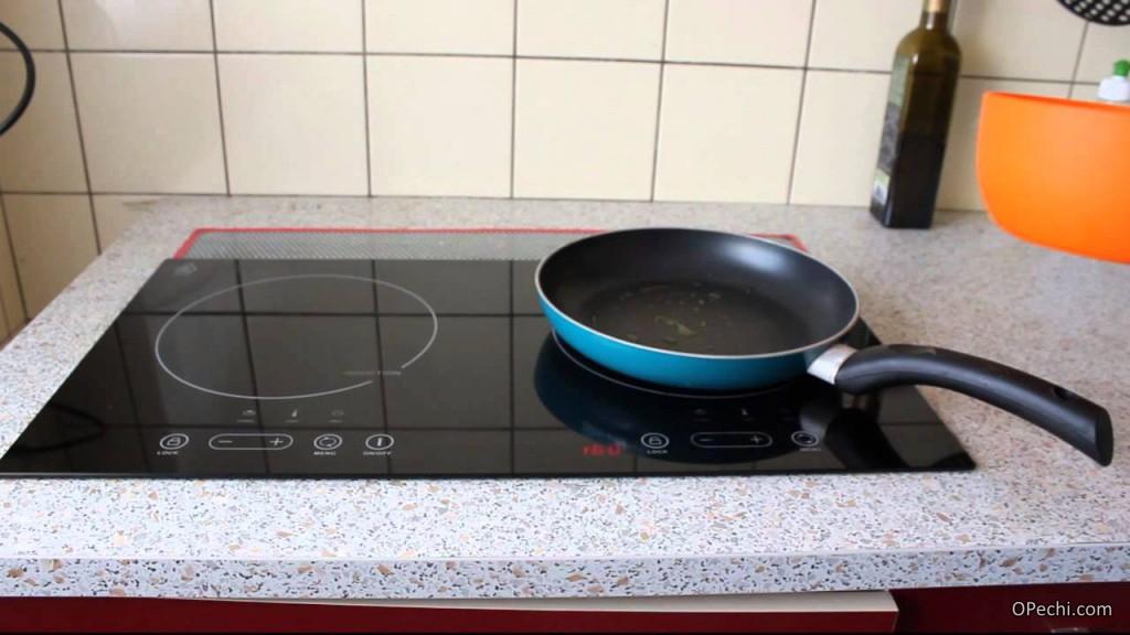 Бытовая индукционная плита