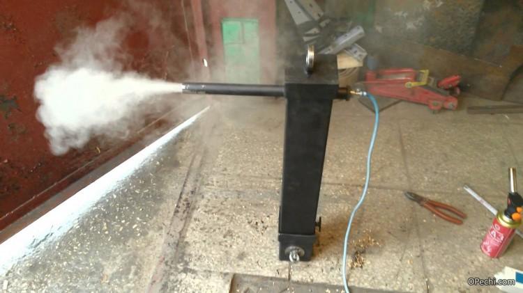 Чертеж дымогенератора холодного копчения своими руками фото 57