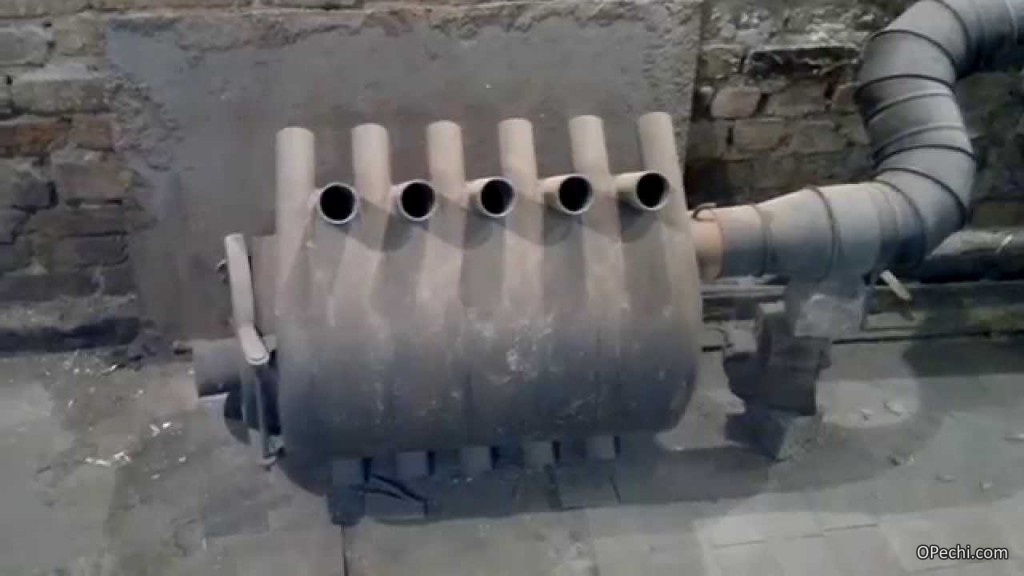 Печка булерьян