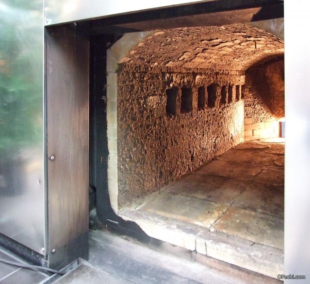 Кремация в муфельной печи