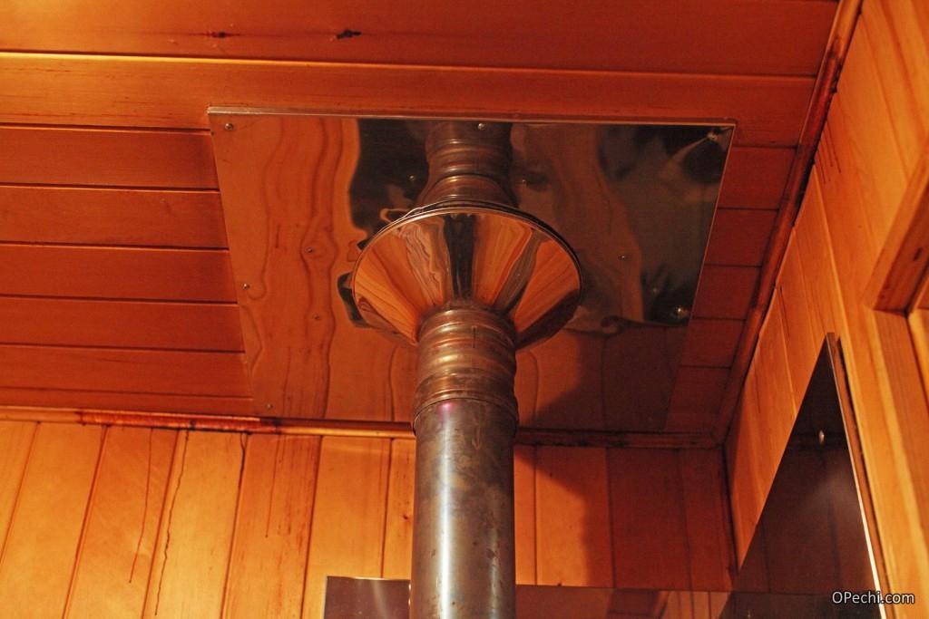 Как чистить дымоход из нержавейки банной печи дымоход для камина в коттедже