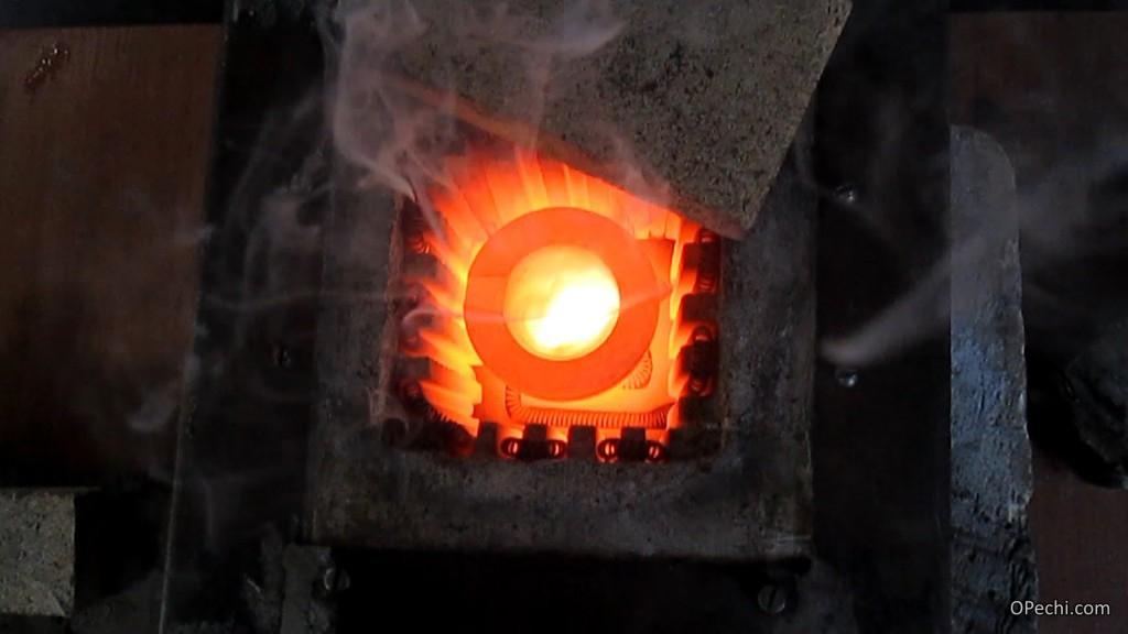 Переплавка металла