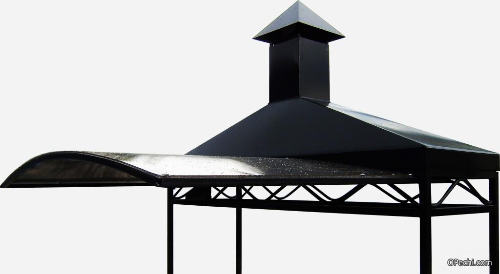 Крыша мангала