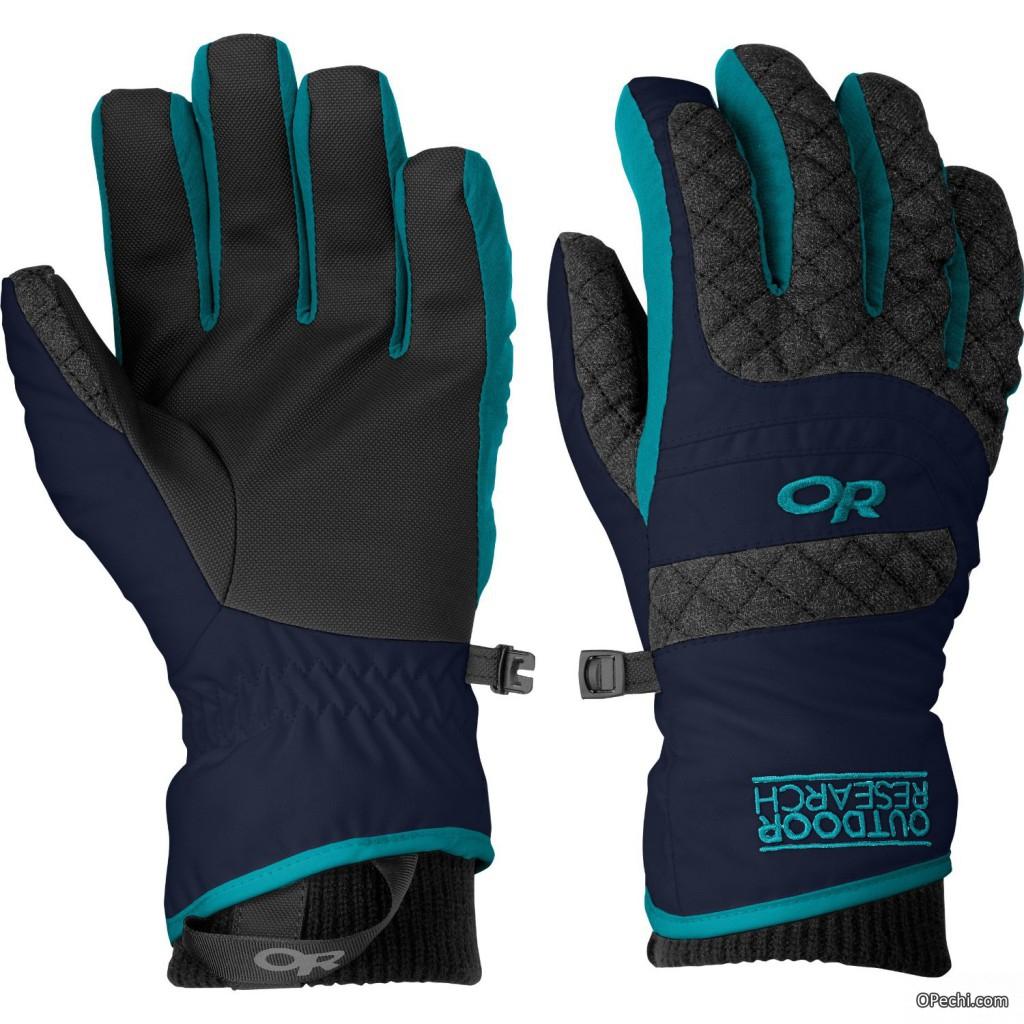 Термостойкие перчатки для камина