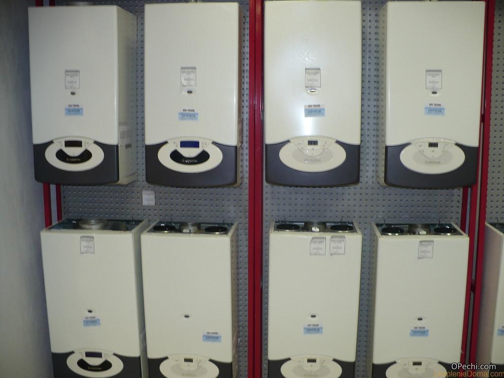 Одноконтурные газовые котлы