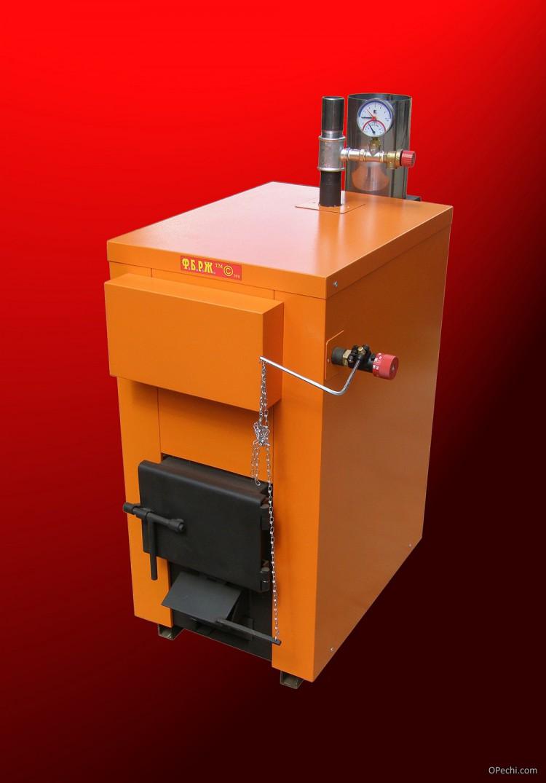 Установка настенного газового котла: монтаж 3